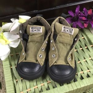 Converse All Star Boys Toddler Size 10 Shoes